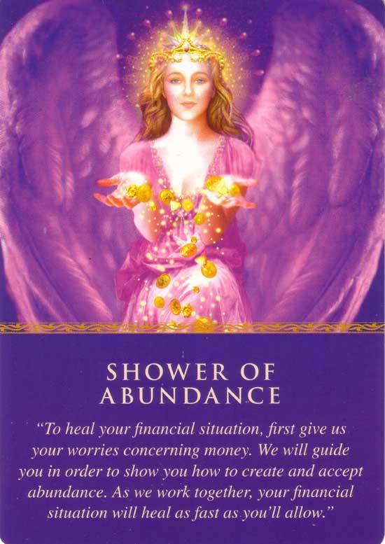 Shower of Abundance